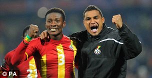 Ghanaian players fail to make World XI shortlist