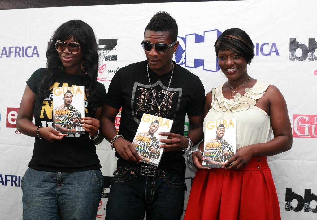 Asamoah Gyan foundation launch postponed