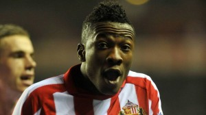 Sunderland told to forget Gyan recall