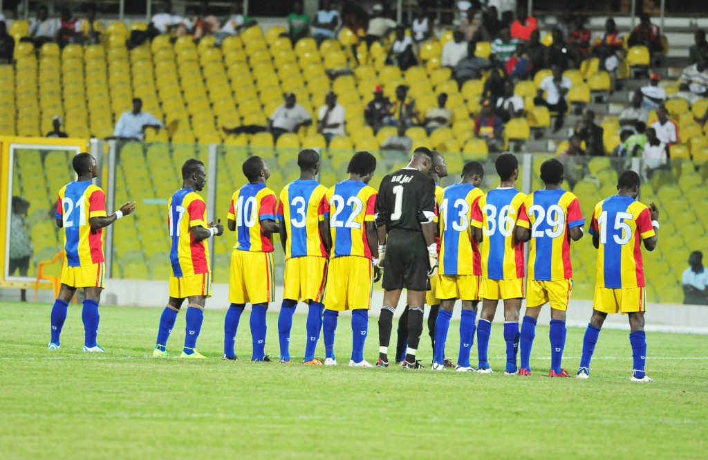 Tema Youth earn late draw against Hearts