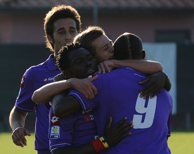 Ghanaian trio power Fiorentina youth team to Coppa Italia semis