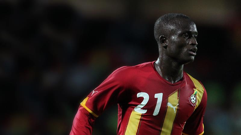Mohammed Abu confident of playing at 2012 AFCON finals
