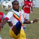 Hearts striker Otoo allays injury fears
