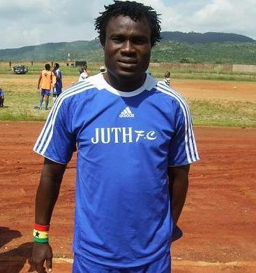 Nigeria-based striker James Amankwei uncertain over future