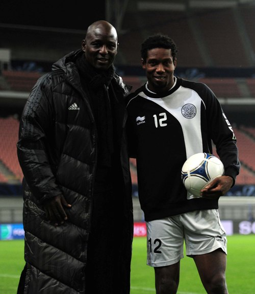 Pictures: Anthony Baffoes at Fifa Club World Cup in Japan