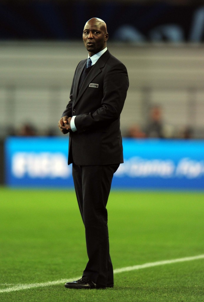 Pictures: Anthony Baffoe at Fifa Club World Cup in Japan