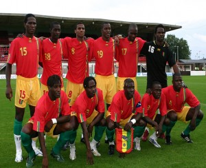 Ghana's AFCON opponents Guinea name key players in squad