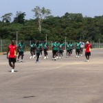 Video: Black Stars in walk-about ahead of Mali tie