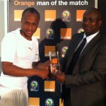 Video: Ayew dedicates Best player award to Black Stars team