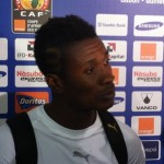 Video: Gyan happy to step up to the plate for Ghana