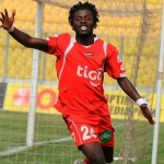 Hearts of Oak sign striker Edward Affum