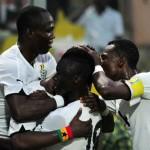 Ghana improves Fifa ranking in new year