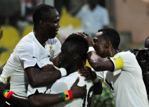 Full squads of teams at 2012 AFCON