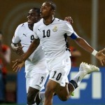 Andre Ayew not keen to wear Ghana no.10 jersey