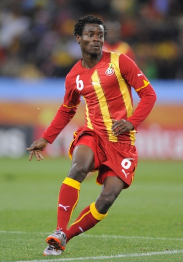 Video: Anthony Annan blames Mensah red card on poor communication