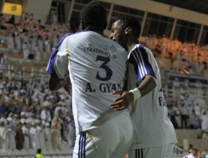 Al Ain bank on squad strength in Asamoah Gyan's absence