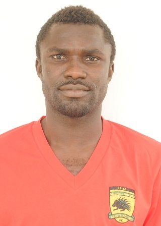 Kotoko's Awal Mohammed hurled before DC for insulting referee