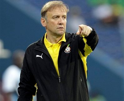 Ghana coach defends substitutions in Botswana match