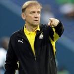 Ghana coach identifies Mali threat