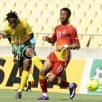Pictures: Ghana vrs South Africa friendly match