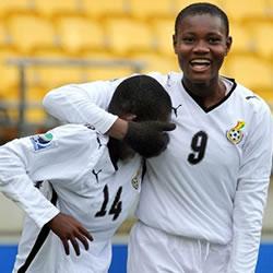Black Queens beat Mali 3-0 in African qualifier