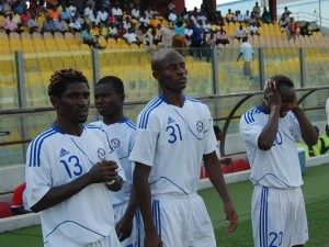 Champions Cheslea thrash Arsenal in Berekum derby
