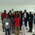 Caf impressed with facilities at Ghana's camping base