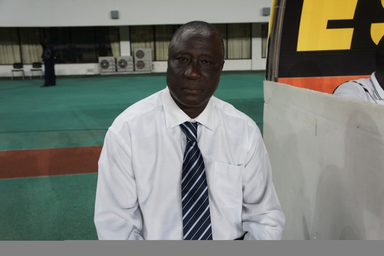 Medeama coach Hayford hopes to win on Kotoko return