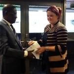 Sunderland officials to visit Kotoko on Friday