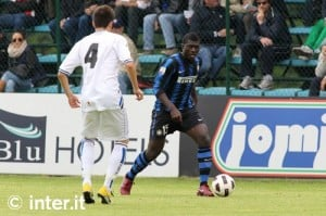 Youngster Joseph Duncan nets for Inter youth