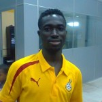 Dropped Baffour to remain with Ghana's AFCON squad