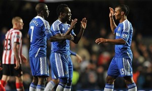 Michael Essien is back from the wars to boost Chelsea on three fronts