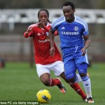 Essien plays first match in six months for Chelsea reserves