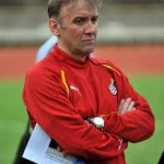 Ghana coach content with South Africa run out