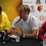 Ghana coach admits Nations Cup pressure