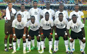 Ghana players in US$ 100,000 jackpot each if they win AFCON