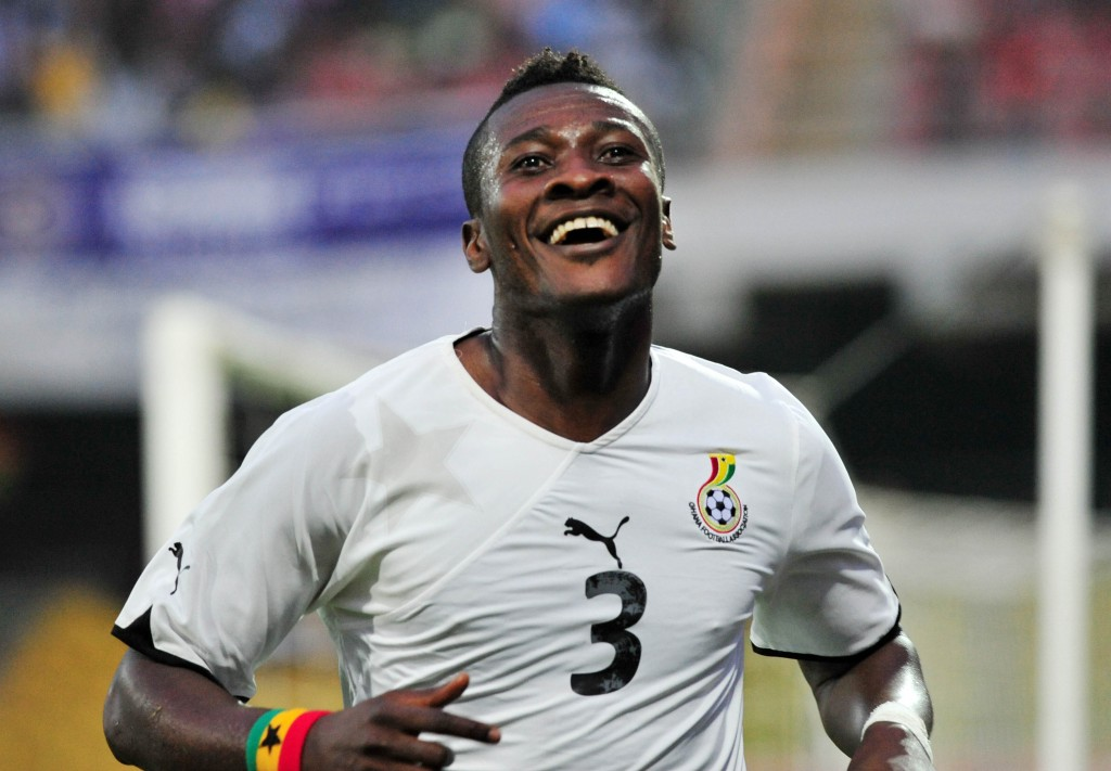 Q&A: Asamoah Gyan on 2012 AFCON