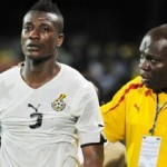 Asamoah Gyan to start against Platinum Stars