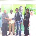 Glo renews support for Gyan ahead of Nations Cup