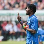 Vorsah gets three-match ban in Germany