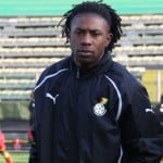 Italy-based goalie eyes Ghana first choice role