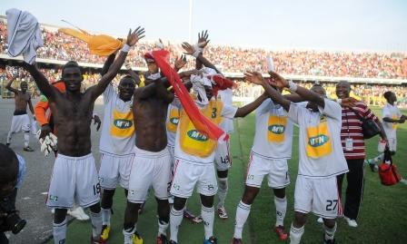Kotoko trounces Swallah United to progress in FA Cup