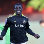 Ghanaian teenager eyes Swedish League goal king title