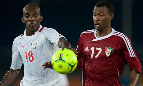Sudan beat Burkina Faso to reach last eight for first time in 42 years