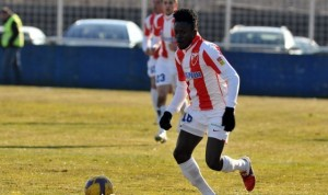 Video: Nat Asamoah speaking on arrival for Red Star trial