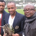 Abedi Pele rallies support for sons