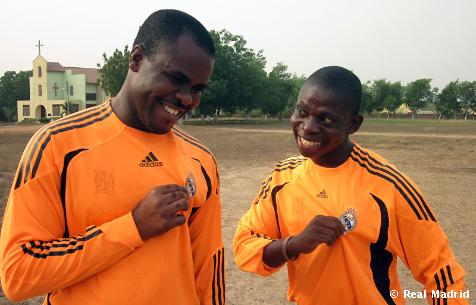 Real Madrid Foundation trains coaches in Ghana