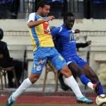 Striker Samuel Afum lifts Smouha again in Egypt