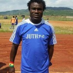 Ghanaian striker Amankwei set for Enyimba