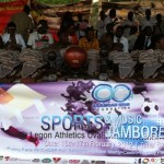 Pictures: Asamoah Gyan Foundation's Sports and Musical Jamboree